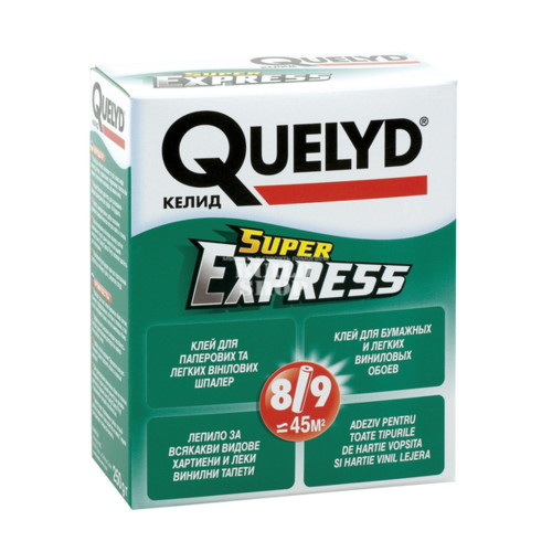 Клей для обоев Quelyd Super Express