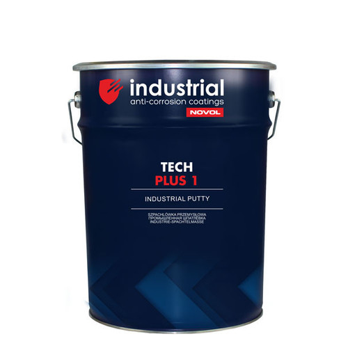 Шпатлевка Industrial TECH PLUS 1 9 кг